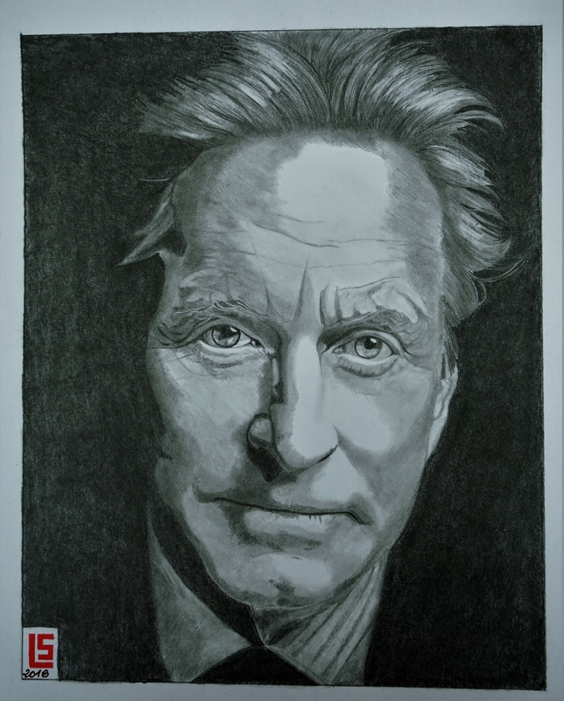Michael Douglas by kornog